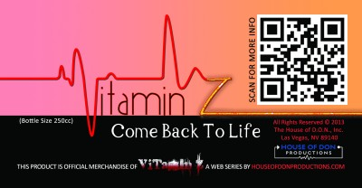 Vitamin Z Commercial – Back Story