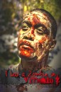 Kyle Elzey was a zombie in Vitamin Z