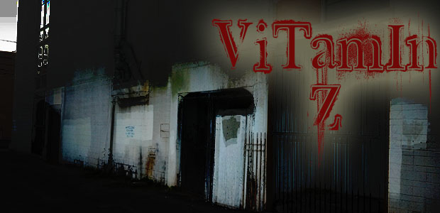 Vitamin Z, zombies, film, Las Vegas, production, movie, created by Douglas Farra
