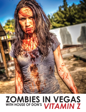 press, interview, striplv, las vegas, House of DON Productions, Vitamin Z, zombies, zombie, Douglas Farra, magazine, article, publicity, house, don